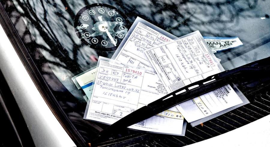Arkivfoto: En »dum fodfejl« betyder, at Aarhus Kommune må punge et stort beløb ud til bilister, der har fået bøder.
