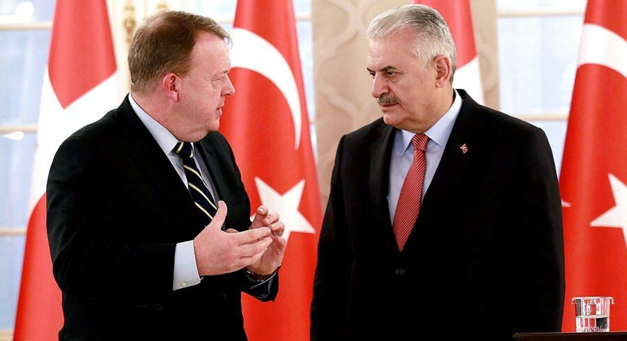 Premierministeren har ifølge tyrkiske medier meddelt, at han planlægger at rejse til Danmark 19. marts.