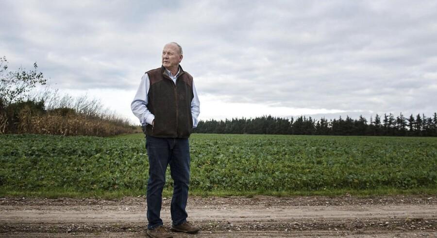 Arkivfoto: Bæredygtigt Landbrugs formand Flemming Fuglede.