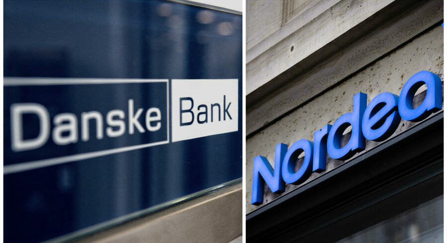 Milliarder af kroner, der ifølge myndighederne i flere lande stammer fra kriminalitet, er over flere år overført til konti i Danske Bank og Nordea, der tilhørte lyssky selskaber i skattely. Blandt andet gennem en bank i Moldova. Ifølge ekspert kan bankerne have brudt hvidvaskloven.