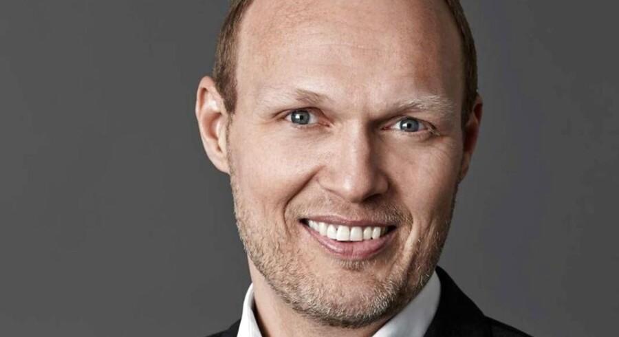Karsten Anker Petersen, kommunikationschef i Nets