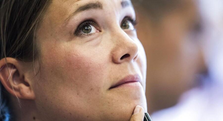 »Regeringen satte gang i et arbejde. Men siden er konkurserne fortsat, og vi har ikke hørt noget fra regeringen. Derfor tænkte vi, at vi selv må gøre noget,« siger Astrid Krag.