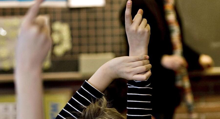 Anonyme og personfølsomme svar fra 180.000 børn og unge i en stor undersøgelse har kunnet spores tilbage til det enkelte barn.