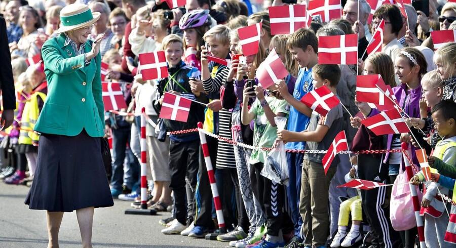 Regeringen har sat fokus på Danskhed. FN advarer nu mod det danske fokus på, hvornår man er dansk. Foto: Henning Bagger/Scanpix 2014