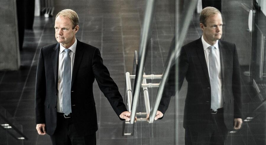 En udenlandsk kapacitet, en intern »dark horse« eller en klon af Kåre Schultz? Lundbeck har fået uventet travlt med at finde sig en ny topchef. Arkivfoto: Niels Ahlmann Olesen