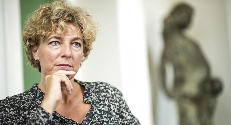 Socialdemokratiets Christine Antorini.