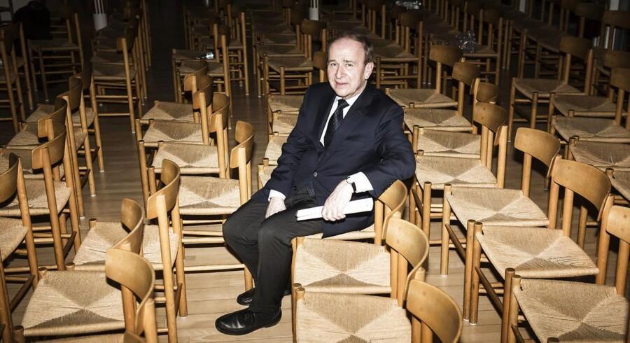 Borgmester i Gentofte, Hans Toft, er den borgmester, der får mest arv fra velhavende afdøde borgere.