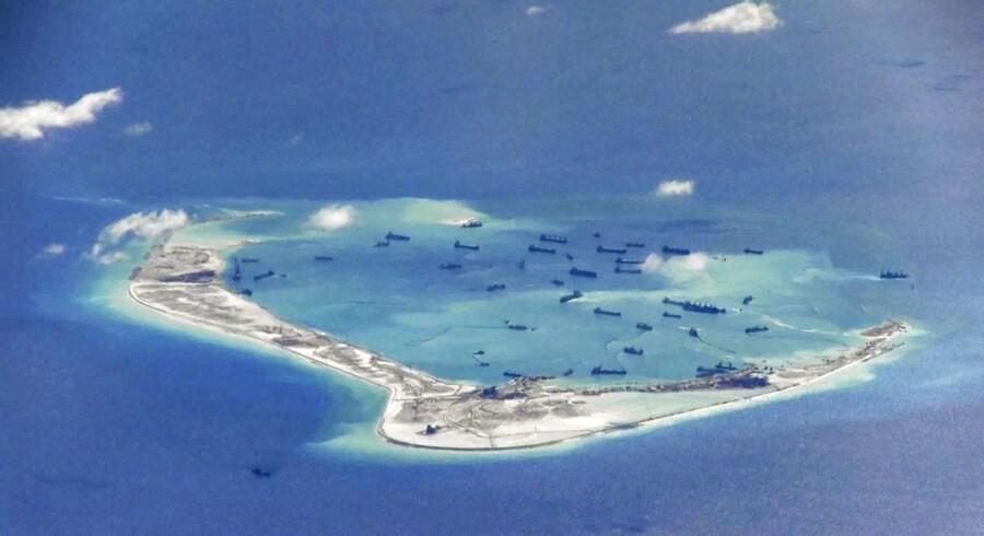Kineserne har hugget et ubemandet amerikansk recognoseringsfly.