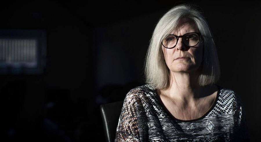Anne Jensen fra Vester Hornum i Himmerland har sklerose og glæder sig til at spørge sin læge, om hun må få udskrevet medicinsk cannabis.