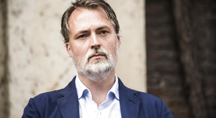 Arkivfoto. Hos Red Barnet undrer generalsekretær Jonas Keiding Lindholm sig over opslaget.