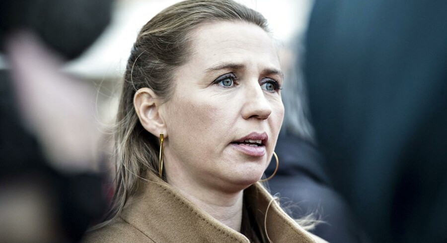 S-formand Mette Frederiksen satser lige nu på at skabe et stærkt resultat for Socialdemokratiet ved kommunalvalget den 21. november.