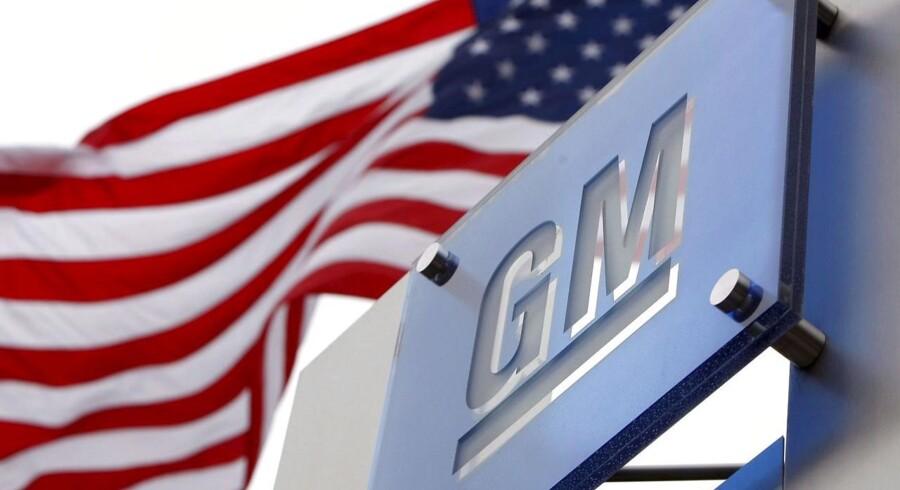 Arkivfoto. Den franske bilproducent PSA Group, der ejer Peugeot og Citroën, kan være på vej mod et køb af amerikanske General Motors' europæiske forretning.