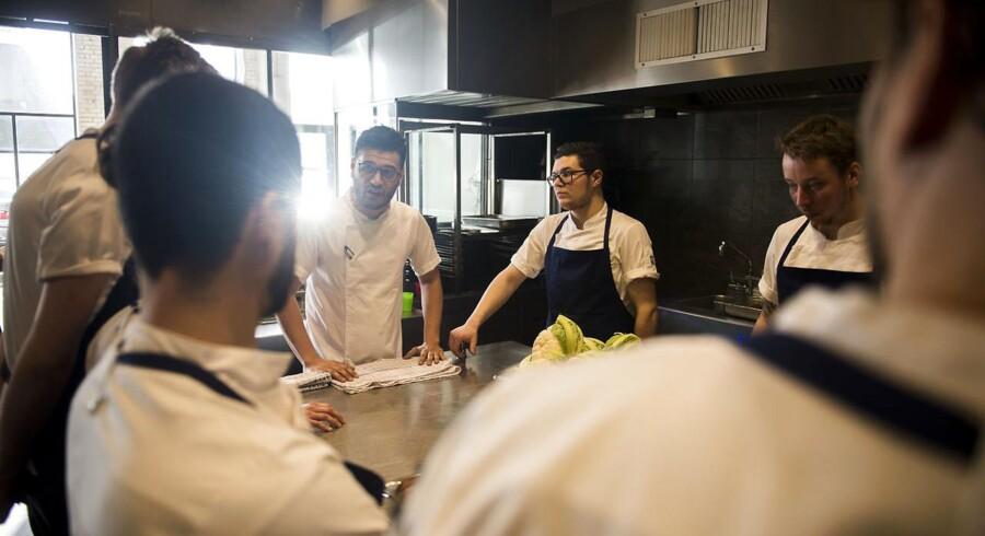 Ved den årlige tildeling af Michelin-stjerner, blev Restaurant 108 tildelt en stjerne.