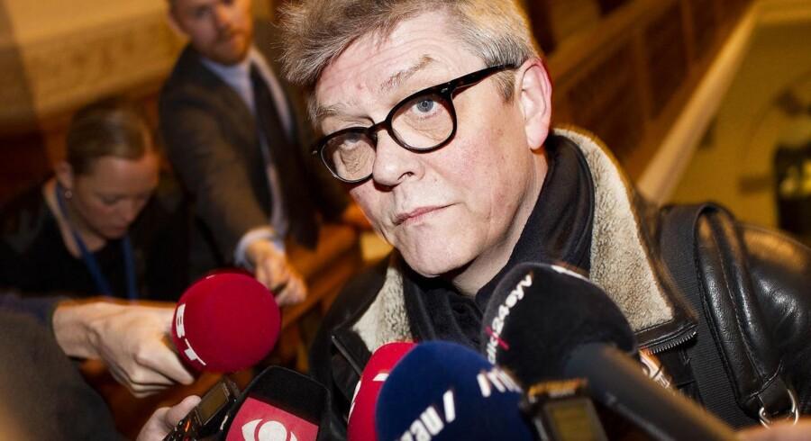 Sveriges regering vil forbyde sex uden udtrykkeligt tilsagn. Forslaget har tidligere været fremme i Danmark. (Foto: Bax Lindhardt/Scanpix 2017)