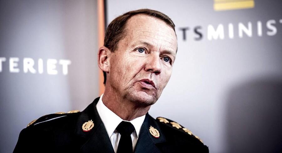 Et øget trusselsbillede gør, at Forsvaret for første gang i årtier får øget sit budget ifølge forsvarschefen.