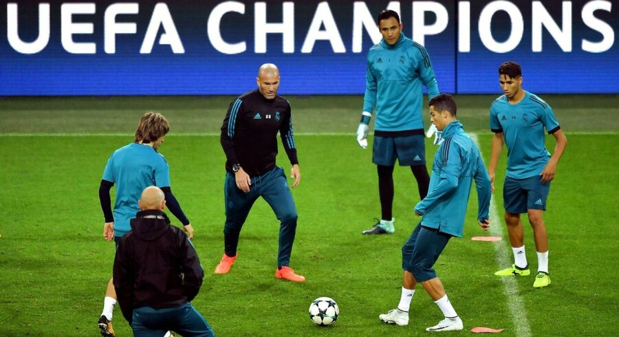 Arkivfoto. Borussia Dortmund og Real Madrid er på hver sin måde presset forud for tirsdagens Champions League-møde.