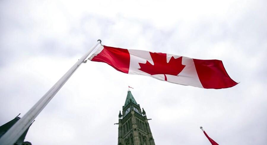 Mærsk og Coloplast tror på øget vækst i Canada, efter at en handelsaftale er blevet vedtaget mellem EU og, ja, Canada.