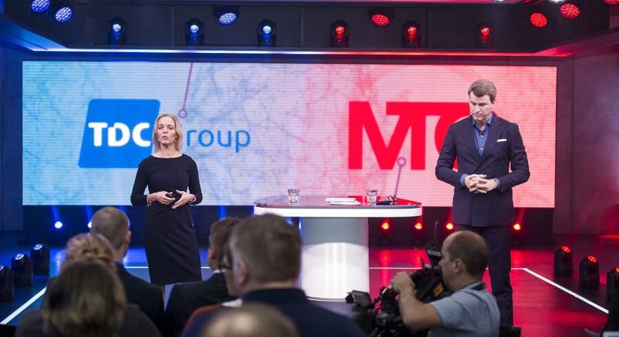 TDC og MTG fusionerer og bliver til et nyt selvstændigt selskab.