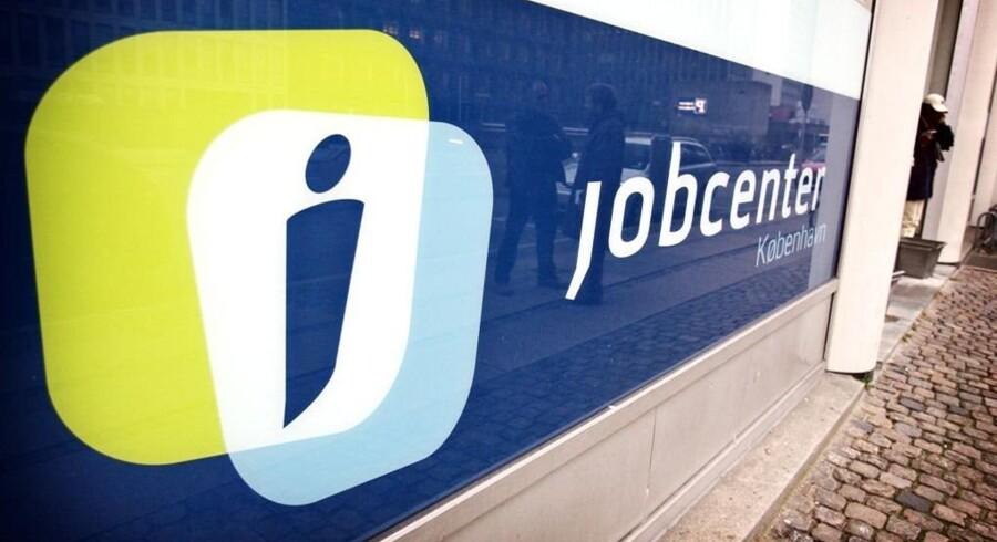 Der er så meget fremgang på arbejdsmarkedet, at det vækker bekymring hos Dansk Erhverv.