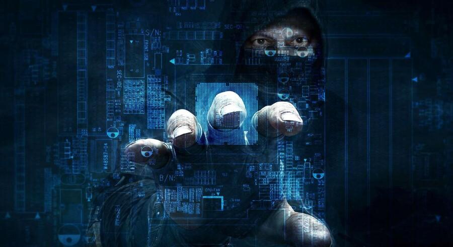Dårlig sikkerhed på danske nethoteller har også i marts skaffet hackere en række hurtige sejre. Arkivfoto: Shutterstock/Scanpix