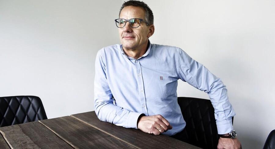Peter Knudsen, stifter og tidligere direktør for Altan.dk