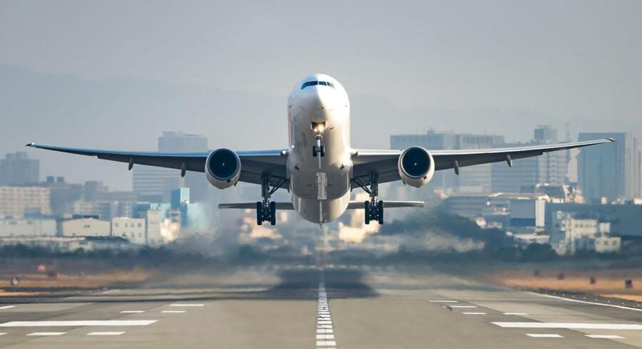 Et fly består af to til tre millioner komponenter, og det er vigtigt at kende hver enkelt af dem. Via blockchain kan al info om hver komponent lagres, spores og verificeres