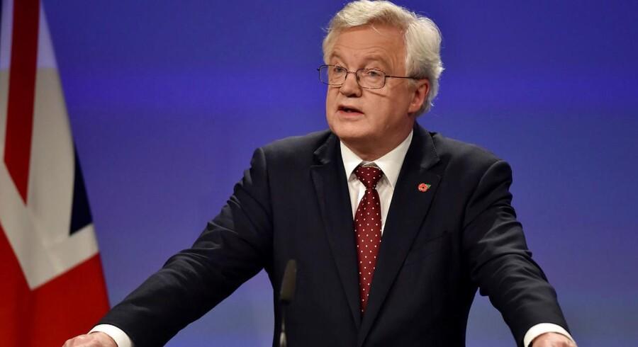 Tidsplanen risikerer at skride, hvis briterne ikke meget hurtigt skaber klarhed, advarer EU-forhandler.