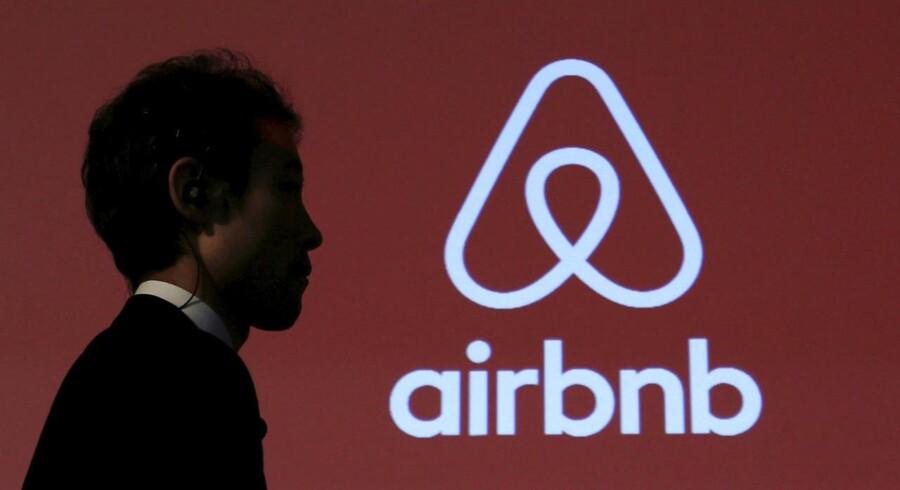 Arkivfoto: Socialdemokratiet, SF og Enhedslisten i Københavns Kommune har holdt møde med udlejningsportalen Airbnb.