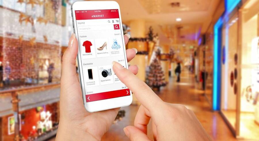 Der er for mange hindringer i vejen for, at man frit kan købe varer - både fysiske og digitale - over nettet, fastslår EU-Kommissionen. Arkivfoto: Iris/Scanpix