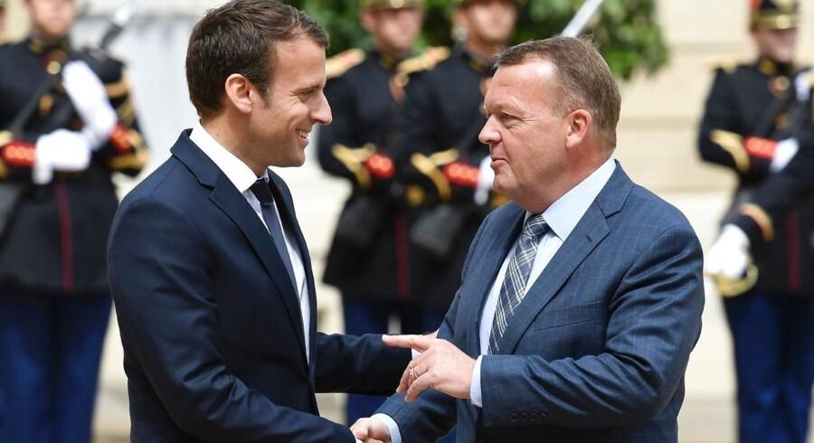 Det er kun anden gang inden for kort tid, at statsministeren møder den europæiske toppolitiker, og møderne har ifølge Løkke blandt andet sat skub i en politiske diskussioner om skat.