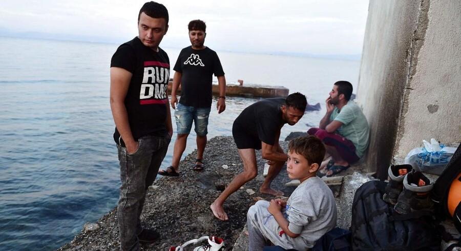 EU-landene har ifølge menneskerettighedsorganisationen Amnesty International ikke holdt deres løfter om at hjælpe flygtninge.