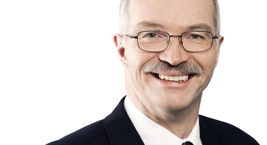 Anders Overgaard Bjarklev Prorektor, professor Anders Overgaard Bjarklev
