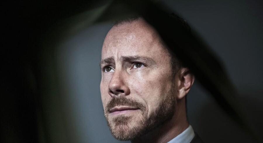Politikerne skal ifølge Jakob Ellemann-Jensen, Venstres politiske ordfører, holde op med at umyndiggøre borgerne.