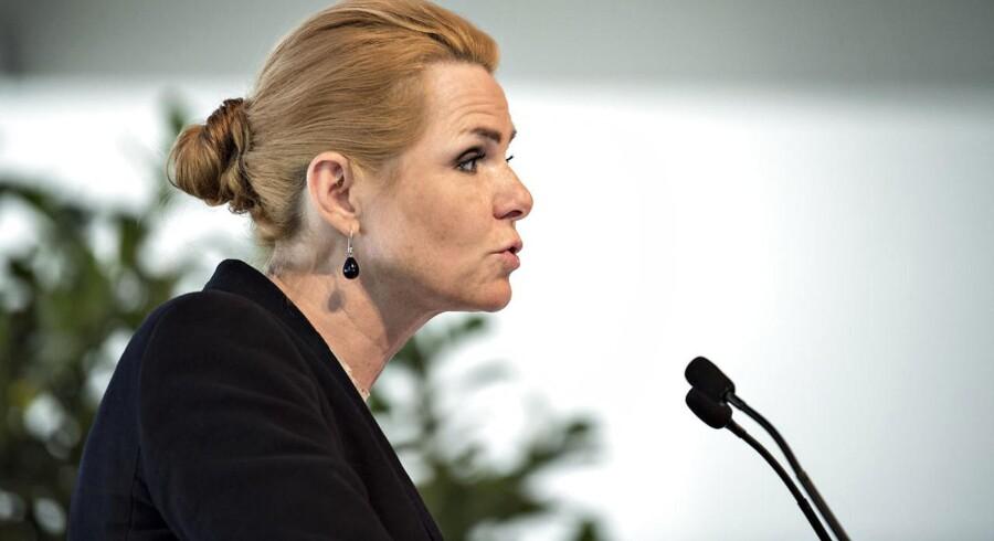 Arkivfoto. Ministeren bekræfter, at hun mundtligt bad Udlændingestyrelsen administrere efter omstridt pressemeddelelse.