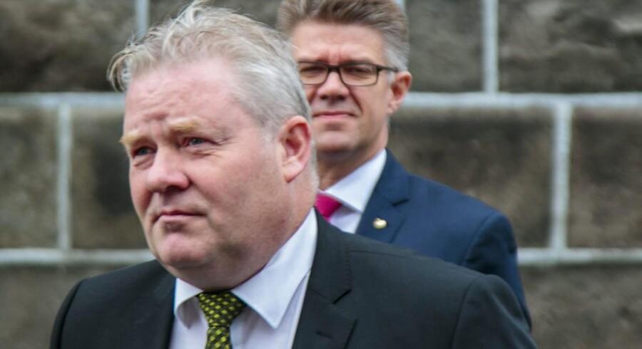 Islands nye statsminister.
