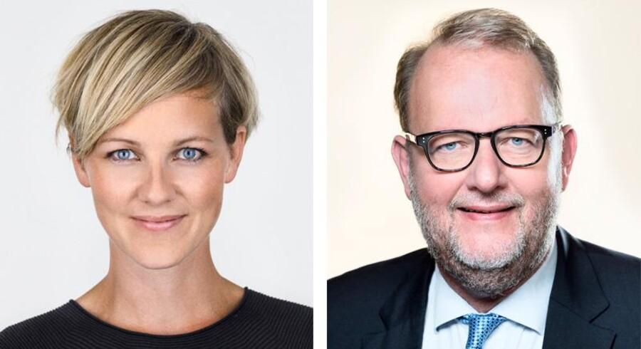 Lars Chr. Lilleholt og Ida Auken blogger på politiko.dk om klimapolitik frem mod, under og efter Cop21 i Paris.