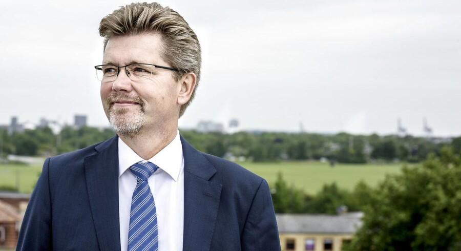 Når de 2.500 nye boliger er bygget på Amager Fælled, er det slut med at grave mere i området, lover Frank Jensen (S).