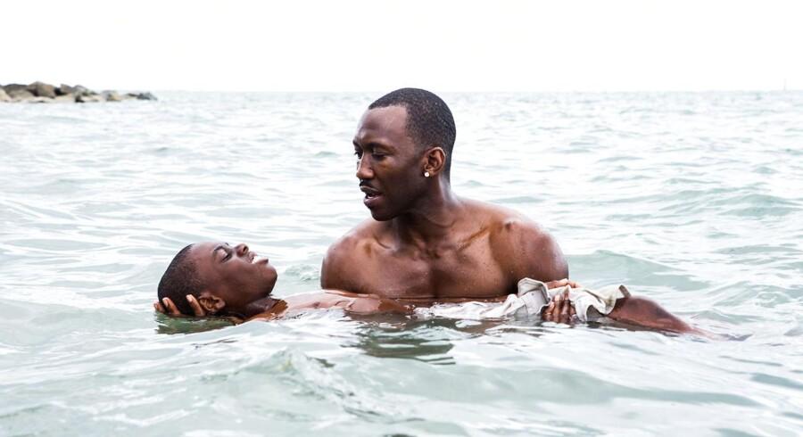 Filmen »Moonlight,« som vandt tre Oscar-statuetter, er et eksempel på en film, der får sortes hud til at se billedskøn ud.