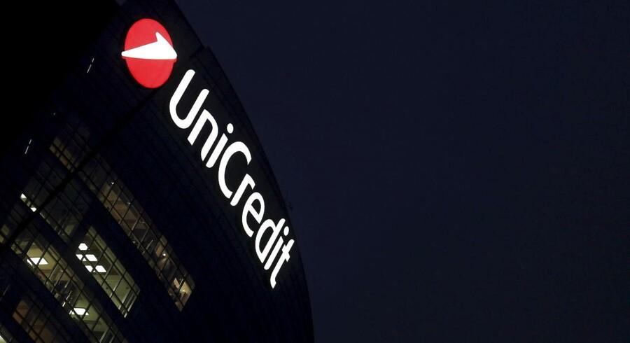 ARKIVFOTO: Unicredits hovedkvarter i Milano, Italien