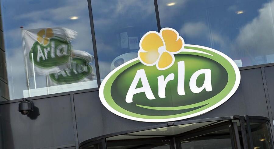 Arlas hovedkvarter i Aarhus. Arkivfoto.