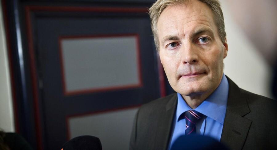 Der må være en sammenhæng mellem at modtage dansk bistand og tage imod sine egne borgere, mener DF.
