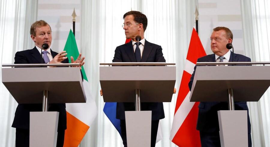 Sammen med Irland og Holland er Danmark blandt de EU-lande, der har mest på spil i bruddet med Storbritannien.