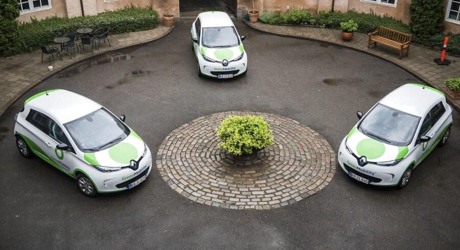 GreenMobility, som opererer 400 eldrevne bybiler i Storkøbenhavn, planlægger en børsnotering på Nasdaq First North i København i løbet af 2017, oplyser selskabet.