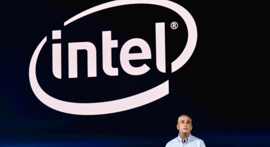 Intel leverede stærkt regnskab efter børstid