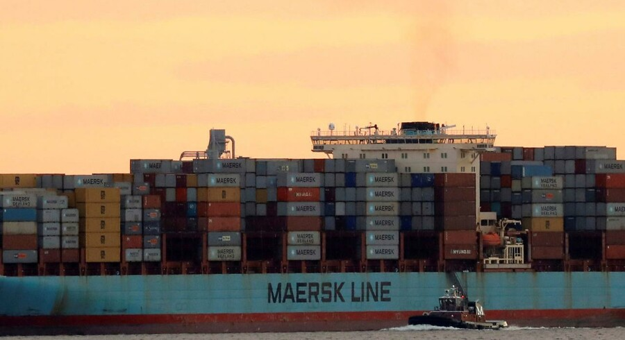 Hvis Mærsk havde opdateret sine systemer, kunne de have undgået at angrebet spredte sig globalt. REUTERS/Brendan McDermid/File Photo