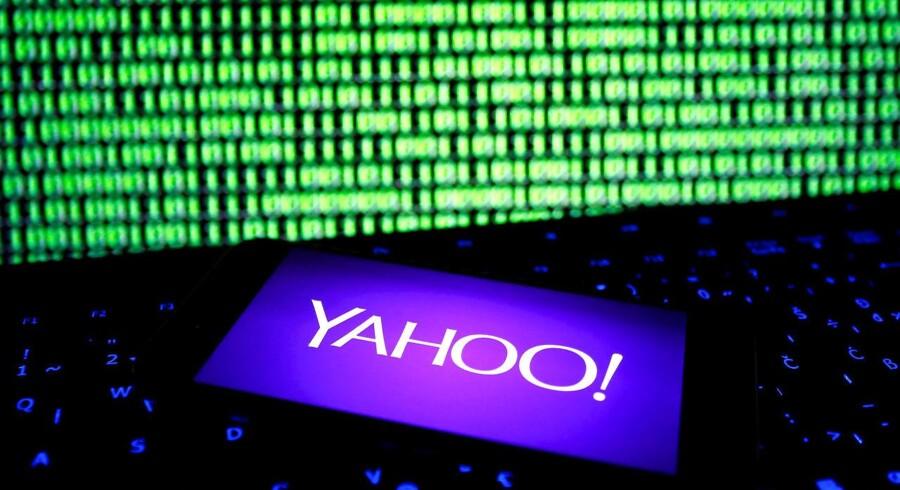 Eksterne eksperter mener, at hackere med en forfalsket cookie har kunnet tilgå Yahoo-brugeres e-mail uden at skulle kende kodeordet. Arkivfoto: Dado Ruvic, Reuters/Scanpix