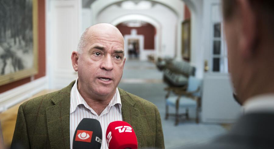 Selv om Dansk Folkeparti normalt altid er positivt indstillet over for anmodninger fra USA og Nato, er partiet denne gang mere skeptisk i forhold til at sende flere danske tropper til Afghanistan. Scanpix/Simon Skipper