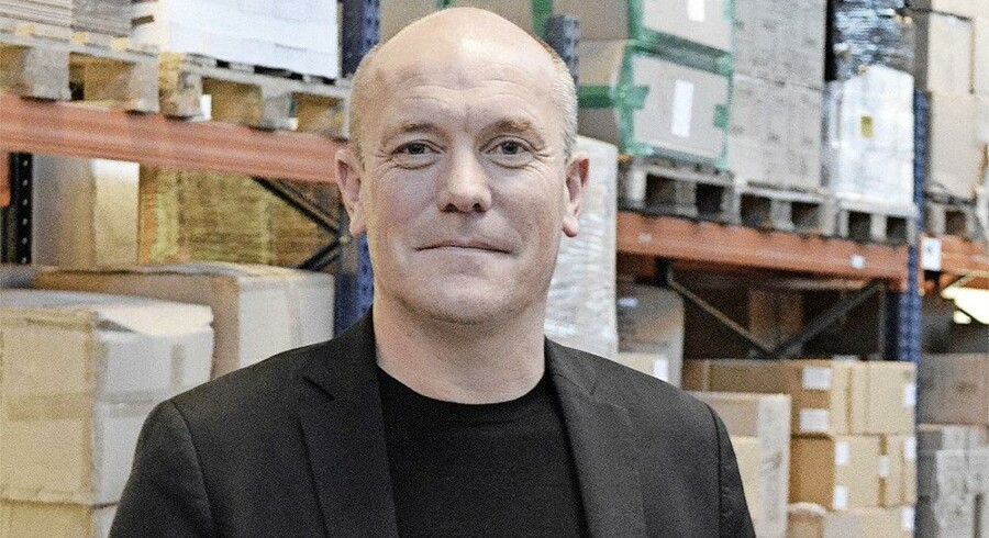 Mads Váczy Kragh, direktør i Væksthus Sjælland, og forfatter til Iværksøttersamfundet