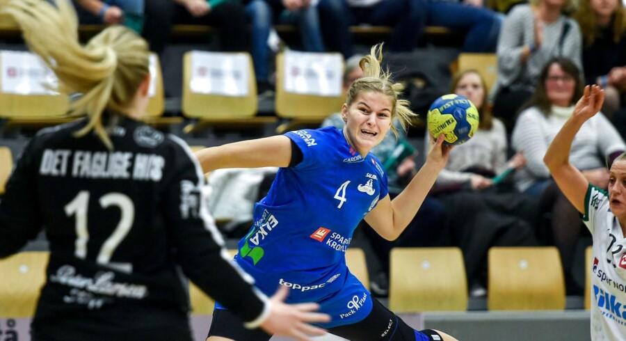 Viborgs håndboldkvinder havde ikke de store problemer med Randers, der nu har tabt tre kampe i træk. (Foto: Lars Rasborg)