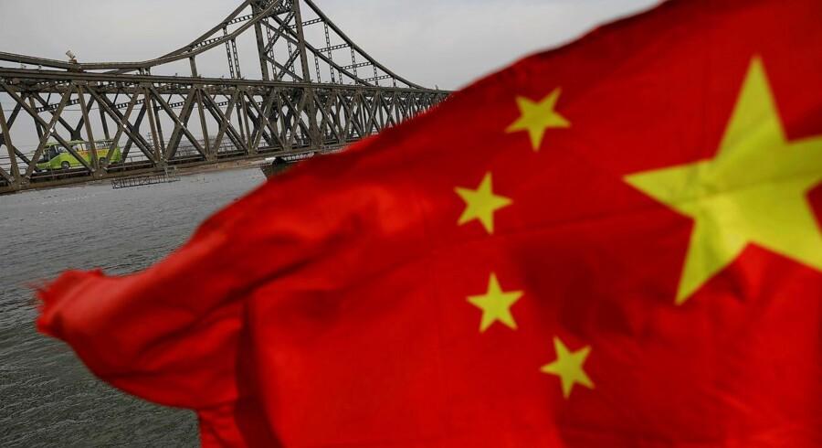 Det kinesiske handelsoverskud steg til 42,8 mia. dollar i juni fra 40,8 mia. dollar i maj. Overskuddet var blot 0,2 mia. dollar større end ventet blandt økonomerne.